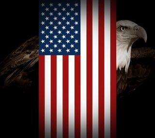 Обои на телефон сша, полосы, патриотический, звезды, америка, usa, us, stars and stripes