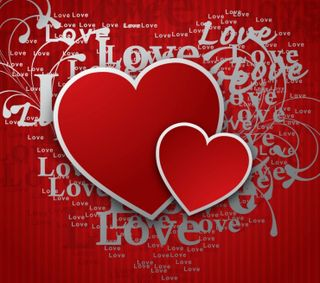 Обои на телефон сердце, любовь, день, 2160x1920px, love