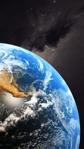 Обои на телефон планета, земля