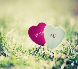 Обои на телефон навсегда, я, чувства, ты, сердце, приятные, новый, мы, любовь, крутые, вместе, you n me, love, 2013