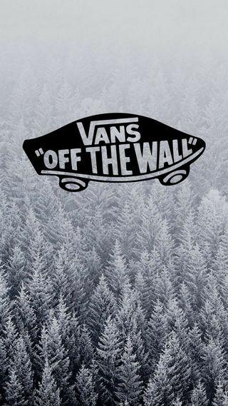 Обои на телефон обувь, логотипы, зима, vans 1, vans