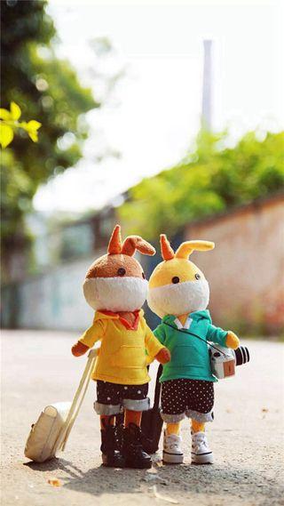 Обои на телефон прекрасные, мир, маленький, игра, dolls