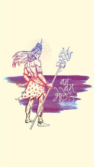 Обои на телефон ом, махакал, индия, бог, shivji, jay mahakal, bam bam bhole