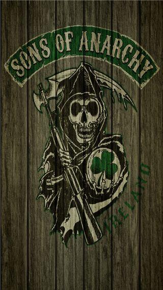 Обои на телефон сыны анархии, сыны, ирландские, ирландия, байкер, анархия, bikers