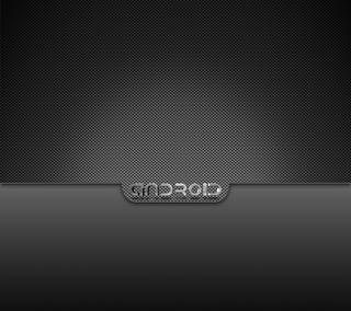 Обои на телефон минимализм, черные, карбон, дизайн, андроид, android, 3д, 3d