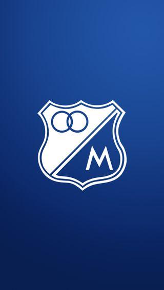 Обои на телефон футбольные клубы, колумбия, футбольные, millonarios fc, bogota