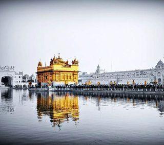 Обои на телефон эпичные, храм, удивительные, золотые, бог, hd, golden temple
