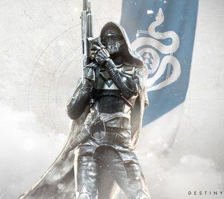 Обои на телефон судьба, охотник, игра, destiny 2 hunter