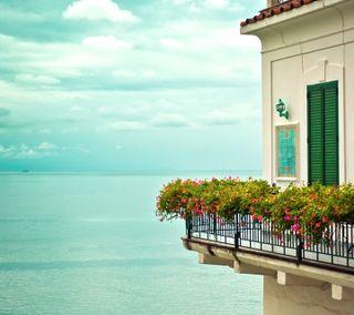 Обои на телефон остров, тропические, рай, природа, прекрасные, пейзаж, облака, новый, небо, tropical island