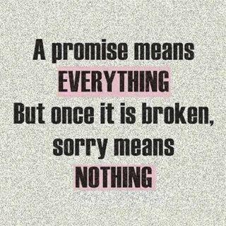 Обои на телефон сломанный, однажды, обещание, ничего, sorry, broken promises
