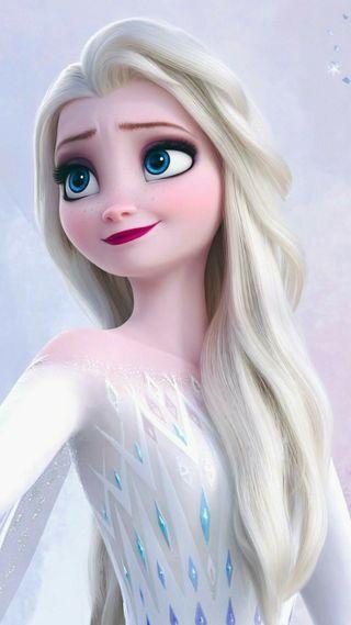 Обои на телефон cute elsa, disney, elza, snow princess, white hair, frozen princess, милые, белые, снег, дисней, холодное, принцесса, волосы, эльза