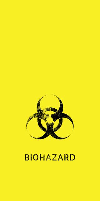 Обои на телефон biohazard, дизайн, экран блокировки, домашний экран, биологическая опасность