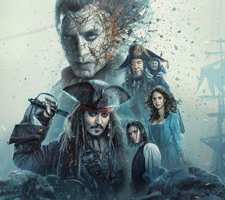 Обои на телефон эпичные, пираты, мертвый, люди, карибсий, джек, воробей, pirateofthecaribbean, pirate of the caribbean, jack sparrow, dead men tell no tales