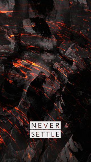Обои на телефон решить, никогда, дизайн, абстрактные, oneplus never settle, oneplus, one plus, neversettle, never settle