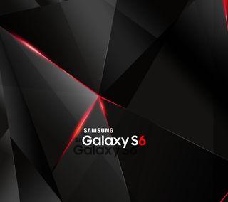 Обои на телефон многоугольник, самсунг, логотипы, галактика, samsung, s6, gs6, galaxy