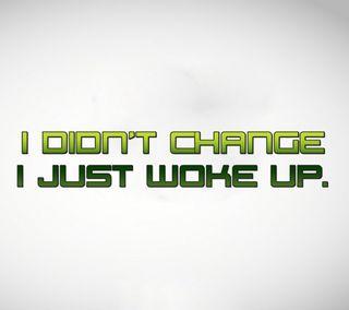 Обои на телефон менять, цитата, приятные, поговорка, отношение, одиночество, одинокий, забавные, woke up