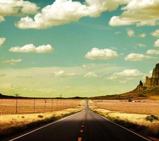 Обои на телефон дороги, пейзаж, landscape - roads