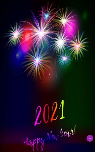 Обои на телефон счастливые, симпатичные, радуга, новый, happy new years, 2021 new years, 2021