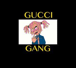 Обои на телефон лил, гуччи, банда, lilpump, gucci gang, gucci