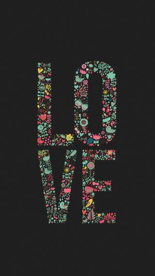 Обои на телефон черные, цветы, синие, розовые, малыш, любовь, красые, желтые, love