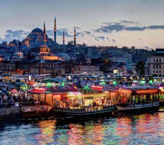 Обои на телефон турецкие, мечеть
