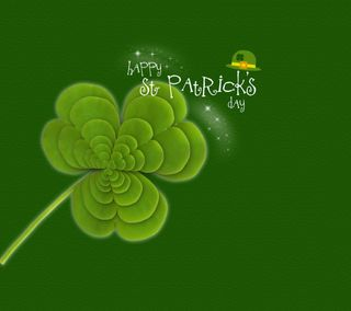 Обои на телефон трилистник, праздник, патрик, март, зеленые, день, st patrick day