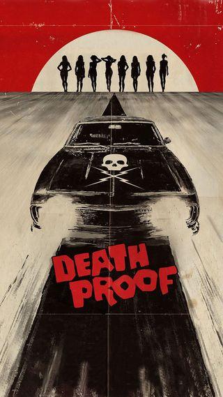 Обои на телефон постер, фильмы, смерть, death proof