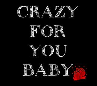 Обои на телефон crazy quote, love, crazy for you, любовь, цитата, жизнь, ты, сумасшедшие, малыш