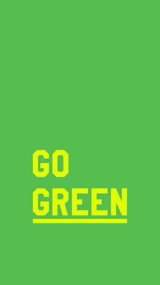Обои на телефон менять, чистые, природа, зеленые, естественные, высказывания, power, go green, emission, eco