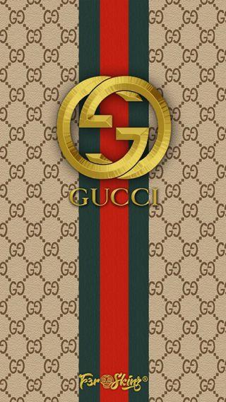 Обои на телефон логотипы, гуччи, gucci
