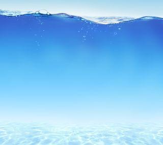 Обои на телефон океан, море, вода, lg, isai, g3