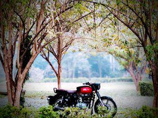 Обои на телефон черные, природа, прекрасные, мотоцикл, красые, байк, royal enfield, royal, redditch