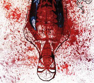 Обои на телефон рисунок, человек паук, паук, марвел, spider-man draw, marvel