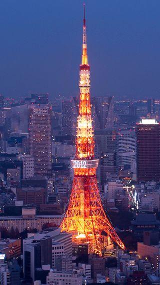Обои на телефон эйфелева башня, франция, париж, башня