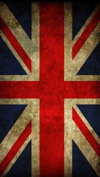 Обои на телефон великий, флаг, англия, great britan flag, gbr