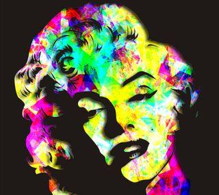 Обои на телефон топ, цветные, радуга, абстрактные