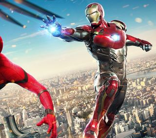 Обои на телефон железный, фильмы, марвел, movie 2017, marvel, iron man 17