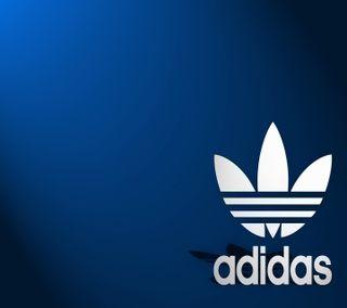 Обои на телефон спорт, символ, логотипы, адидас, adidas