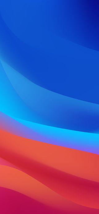 Обои на телефон фон, стандартные, синие, красые, андроид, абстрактные, r17, oppo r17, oppo, android