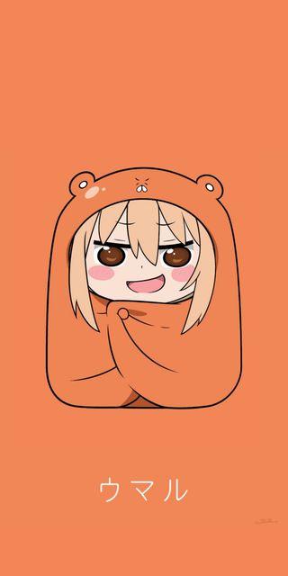 Обои на телефон аниме, umaru-chan, umaru doma, umaru chan, umaru, himouto umaru-chan, himouto umaru chan, himouto umaru, himouto, hamster