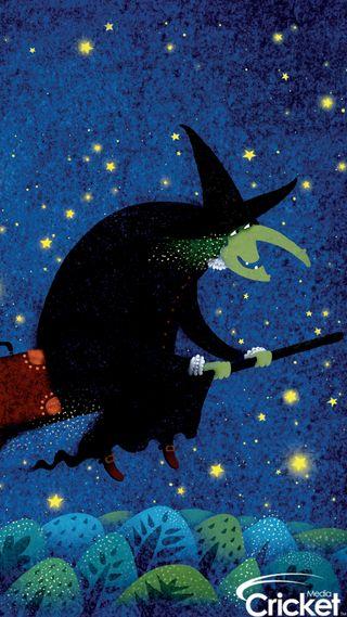 Обои на телефон дети, хэллоуин, крикет, дизайн, ведьма, арт, zedgehallow, wicked witch, art