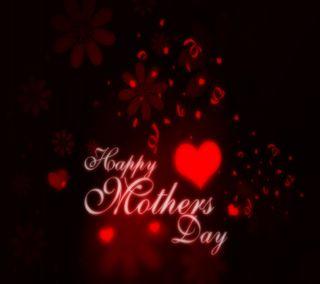 Обои на телефон счастливые, матери, день, happy