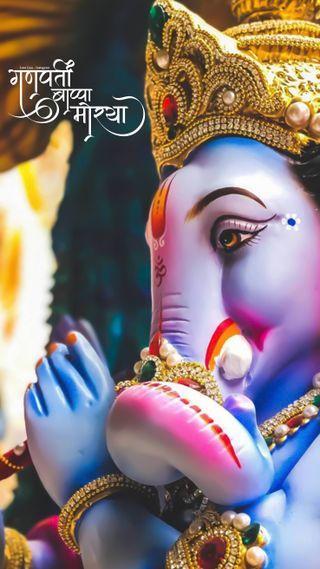 Обои на телефон ганеша, фотография, фестиваль, ганпати, ганеш, баппа, shri ganesh, morya, madev, lal baghcha raja, ganesh festival