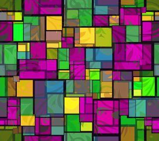 Обои на телефон геометрия, цветные, фон, кубы, красочные, квадратные, абстрактные