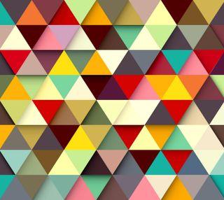 Обои на телефон треугольники, любовь, love