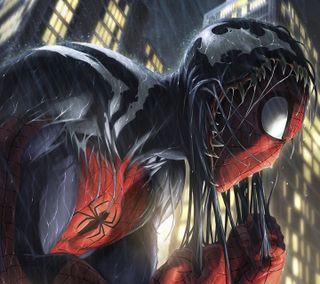 Обои на телефон экшен, веном, человек паук, фильмы, развлечения, новый, крутые