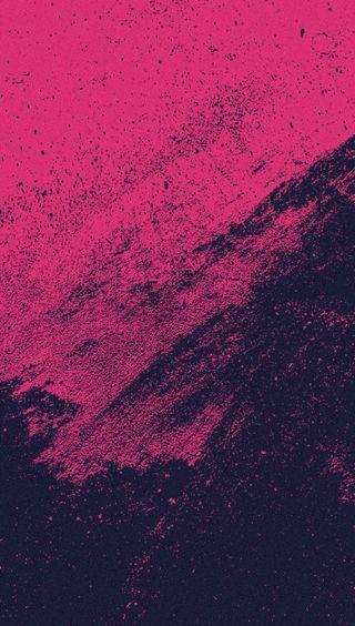 Обои на телефон боль, розовые, рисунки, pink paint, chalky