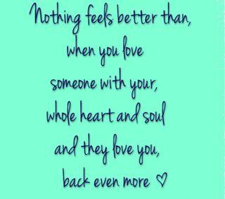 Обои на телефон душа, ты, сердце, правда, любовь, лучшие, loves you back, love, lnes