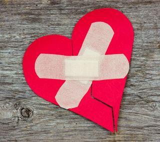 Обои на телефон сломанный, сердце, романтика, повредить, любовь, дерево, валентинка, love