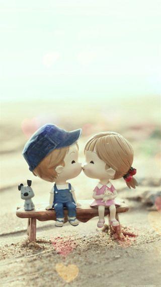 Обои на телефон поцелуй, пары, милые, любовь, love